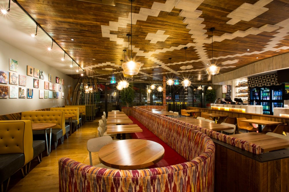 Recently launched Nando's Myaree