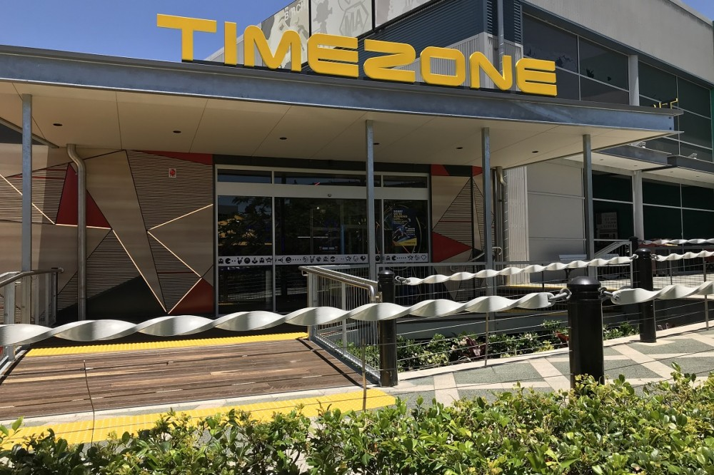 Timezone Sunshine Plaza